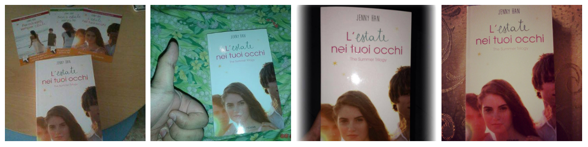 TheSummerTrilogyITA Libro Fan
